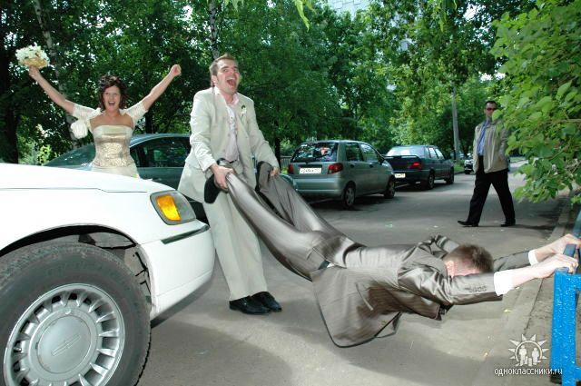 приколы на свадьбе игры:
